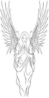 Small Picture Angel Coloring Pages for Adults Best coloring books