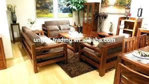 wooden living room furniture. Teak Living Room Furniture Wood Set Beautiful Decoration Wooden . V