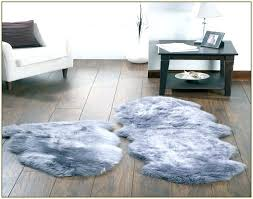 s fur rugs faux sheepskin rug canada
