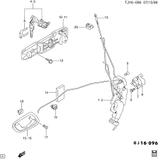 geo storm wiring diagram geo wiring diagram collections geo tracker doors a guide wiring
