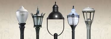 Antique Street Lamps Acuity Brands