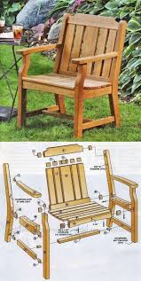 pallet outdoor furniture plans. Best Diy Patio Chair Plans Outdoor Wood Projects For Beginners Simple Picture Of Furniture Style And Pallet