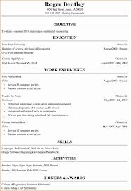 How To Make A Resume For College College Freshman Resume essayscopeCom 64