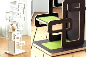 cool cat tree furniture. Cat Tree Furniture Designer Condo Amazing Idea Modern Plans Diy Cool