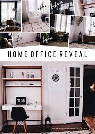 home office remodel. before and after home office reveal remodel g