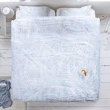 goldfish duvet and pillowcase set