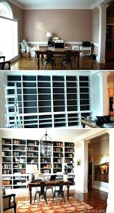 finished office makeover. Office Book Shelves My Home Makeover Finally Finished Bookshelves E