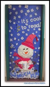 winter wonderland classroom door decorating ideas. Winter Classroom Door Decorations Www.rainbowswithinreach.blogspot Wonderland Decorating Ideas