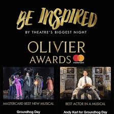 Not only is her song, being nancy, delivered in fine fashion, it has a fair. Tim Minchin At Last Night S Olivier Awards Groundhog Day Won Best New Musical With Andy Karl Winning Best Actor In A Musical