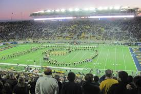 cal v ucla photo essay i first half california golden now this is what i call cal football the other team that we ve seen the last few week that was clearly california university of pennsylvania football go