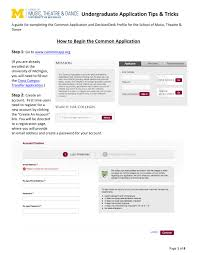 Common Application Essay 2015 16 2015 16 Common App Tips Tricks By University Of Michigan
