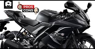 pros and cons of yamaha yzf r15 v3 abs