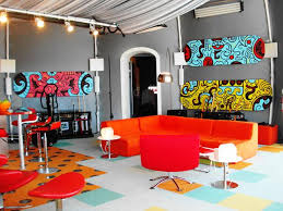 exotic colorful home decorating ideas interior design idea