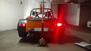 Caterham Rear Lights Caterham Led Rear Light Cluster Mkii Just Add Lightness