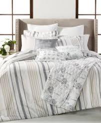 grey and beige bedding grey stripes