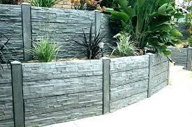 modern retaining wall garden retaining walls ideas modern retaining wall how to build a concrete retaining