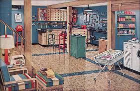 basement workshop plans. 1948 vintage basement workshop \u0026 laundry room by american home, via flickr plans a