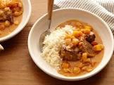 mafe  senegalese beef stew