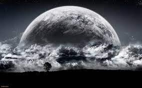 Moon Desktop Wallpapers - Wallpaper Cave