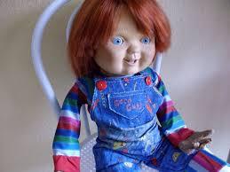 life size chucky doll chucky good guy lifesize head replica