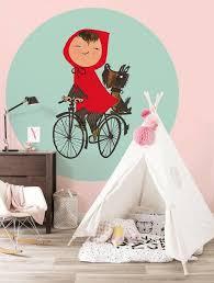 Behangcirkels En Panelen De Laatste Trend Voor De Kinderkamer