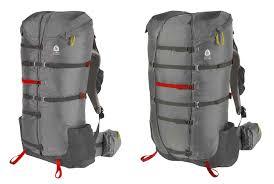 Sierra Designs Jobs First Look Expanding Flex Capacitor Backpack From Sierra