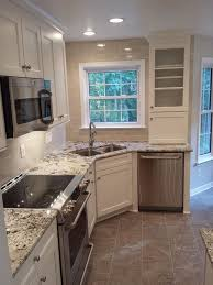 Stunning Corner Sinks Kitchen and Best 20 Corner Kitchen Sinks Ideas On  Home Design White Kitchen