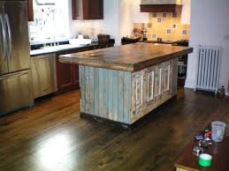 diy kitchen island with seating. Kitchen Island Rustic Medium Size Of Portable Table Reclaimed Wood . Diy With Seating