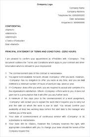 Human Resources Confidentiality Agreement Free Word Employee ...