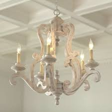 distressed wood chandelier alcagroup view 10 of 45