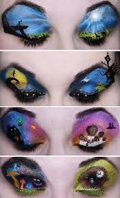 this is insane primp eye makeup and hair makeup
