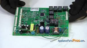 refrigerator main control board part wr55x10942 how to replace refrigerator main control board part wr55x10942 how to replace