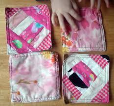 Make Easy Crazy Quilt blocks » Dollar Store Crafts & crazyquiltcoasters Adamdwight.com