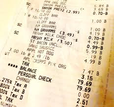 Your Cash Register Receipt May Contain Bpa Crunchy