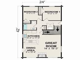 400 square foot floor plans best of 1000 feet house plans unique house plans under 500