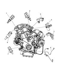 2010 dodge journey sensors engine thumbnail 2