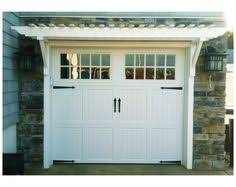 garage door ideas11 Ways to Boost Curb Appeal  Curb appeal Exterior and Dutch