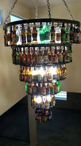 chandeliers milk bottle chandelier whiskey bottle chandelier full image for best ideas only on wine