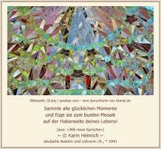 Karin Heinrich Spruch Des Tages Zum 07 11 2018 Zitante Designblog