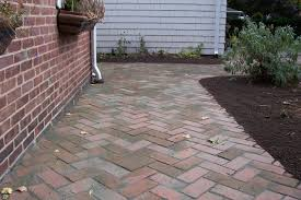 Exterior How To Lay A Brick Paver Walkway With Brick Walkway - Exterior brick repair