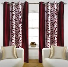 Curtains Buy Home Candy Eyelet Fancy 2 Piece Polyester Door Curtain Set