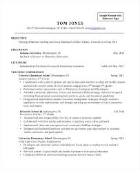 Resumes Teaching First Time Teacher Resume Template Free 2017 ...