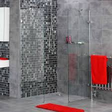 deluxe corner shower stall kits with frameless gl door and white backwall base granite walls cost