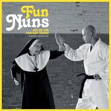 Fun Nuns 2020 Wall Calendar