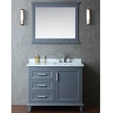 ariel by seacliff nantucket 42 single sink bathroom vanity set