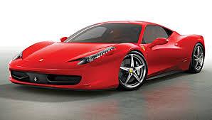 Best Of The Best 2011 Sports Cars Ferrari 458 Italia Robb Report