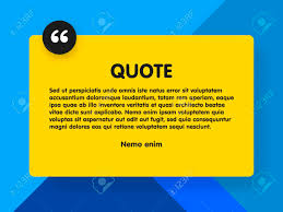 Design Quote Sample Material Design Style Background And Quote Rectangle With Sample