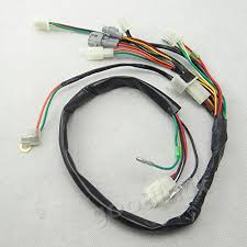 pw50 wiring harness pw50 image wiring diagram amazon com wire loom harness wiring assembly for yamaha peewee on pw50 wiring harness