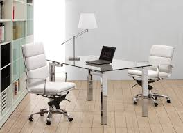 white luxury office chair. Modern Office Table | Chair Reviewed By National Furniture Supply On April 18, 2014 . White Luxury G