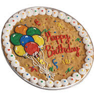 Cookie Cakes Chocolate Chip Cookie Cake Cookies By Design